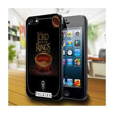 lord of the rings book, iPhone 4 Case,