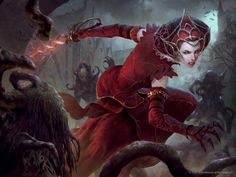 ArtStation - Furyblade Vampire, lius lasahido