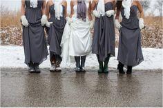 Winter Wedding Ideas | Byron Colby Barn | Chicago Wedding Photographer | Jill Tiongco Photography