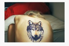 Inspiring Wolf Tattoo Designs , some of the wolf tattoo designs are the wolf paw tattoo, snarling wolf tattoo, Celtic wolf tattoo, howling wolf tattoo,