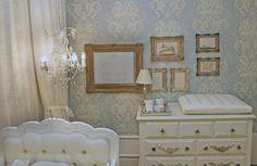 Decoração para quartos de bebê: Luxuosos!