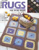 Crochet rag rug pattern Stylish Rugs for Every Room in Crafts, Needlecrafts & Yarn, Crocheting & Knitting