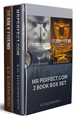 Dee's Books: Get MrPerfect.com - A Two Book Thrilling Series Paperback Books, Book Series, Good Books, Reading, Box, Snare Drum, Word Reading