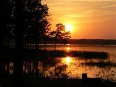 Okmulgee Lake in Okmulgee, Oklahoma.