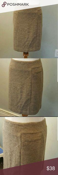 Ann Taylor 100% Wool skirt Anna Taylor 100% Wool skirt. Brand new with tags Ann Taylor Skirts Midi