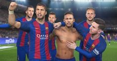 PES 2017 : Konami et le FC Barcelone signent pour trois ans – Level 1 Playstation, Ps4 S, Xbox 360, Camp Nou, Fifa 17, Pro Evolution Soccer 2017, New Games For Ps4, Fair Use Guidelines, Gamer News