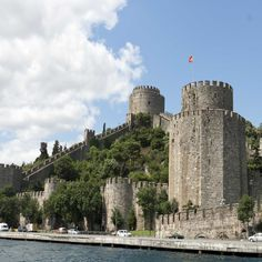 Istambul - Castelo em Bósforo