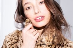 """After Dark with Alexandra Agoston, the Dior muse and """"leftover makeup"""" evangelist"""