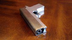 """Home Depot Based 1911 look alike, """"Kolt 380"""" - The Firearm BlogThe Firearm Blog"""