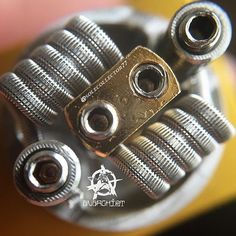 Over head shot of the spaced framed staple from yesterday....Vaping on this build hard AF!!! - See more at: http://iconosquare.com/viewer.php#/feed/list