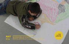Imagen: Vista de las actividades realizadas en el Museo de Arte Contemporáneo de Salta en el Día Internacional de los Museos – Mayo de 2014 – Salta, Argentina. | + INFO: www.facebook.com/macsaltamuseo