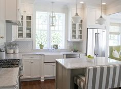 countertops, cabinets, lighting