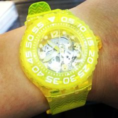 #Swatch LEMON PROFOND http://swat.ch/1nGZAgD