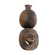 Rare masque, Eket, Nigeria A RARE EKET MASK, NIGERIA haut. 43 cm 17 in Collecté par Alain Dufour dans les années 1970 Art Ancien, Ocean Art, African Art, Impressionist, Dufour, Auction, Culture, Prints, Faces