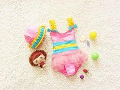 5bf647d88a074 2016 New Baby Swimsuit Tankini Cute Swimwear Bathing One piece Kids Girls  Hot Beachwear Lovely Bikini Swimming Wear