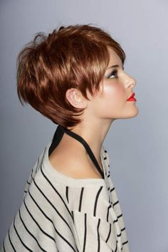 Women's Pixie Hairstyles 2014...