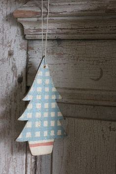 Vintage French Rustic tree