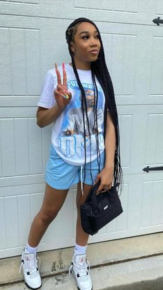 Boujee Outfits, Baddie Outfits Casual, Swag Outfits For Girls, Teenage Girl Outfits, Cute Swag Outfits, Cute Comfy Outfits, Dope Outfits, Girly Outfits, Teenager Outfits