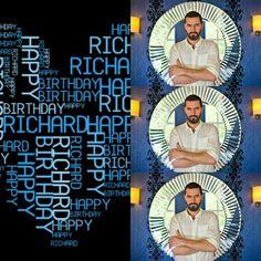 Happy Birthday Richard Armitage :-)