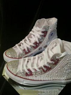 L BLING CUSTOM Kicks Glamorousglambosses@gmail.com