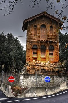 Fairy House, Chemin de la Soude, Marseille