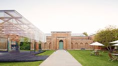 John Soane's Dulwich Picture Gallery informs IF_DO's summer pavilion for London Festival of Architecture