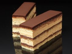 Recipe for Opéra - William Curley