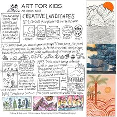 ART for KIDS 'mighty fine art academy for children', Wellington, New Zealand. Art Lessons For Kids, Art For Kids, School Holiday Programs, Creative Landscape, Programming For Kids, Art Academy, Art Programs, School Holidays, Facebook Sign Up