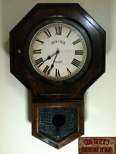 1960's Vintage Bulova Wall Chime Clock by Oddtimersdesigns on Etsy, $99.00