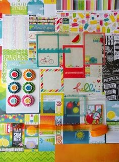 August Kits Reveal BLOG HOP and GIVEWAY!