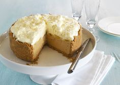 Banoffee Cheesecake Pie