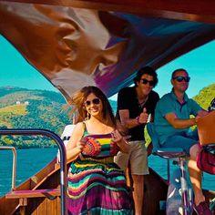 Cruise in the Douro River, Portugal   #dourovalley  #douroriver  #douro  #riodouro  #Portugal  #adventures  #adventurer  #adventure  #travel_captures  #traveler  #dicadeviagem  #instaadventure  #instatravelling  #instatravel  #nikon  #photographylovers  #artlovers  #traveler  #treasurehunter  #cruise  #cruzeiro #mydesigual  #desigual
