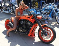 NLC NGT at Daytona Bikeweek 2011 | Flickr - Photo Sharing! Bikers Motorcycles
