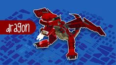 Incredible Creatures: LEGO - Red Creatures Dragon