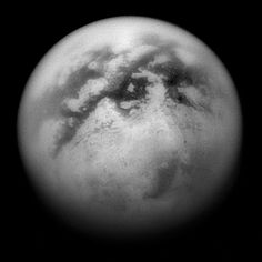 Gordan Ugarkovic Follow Titan 2009-01-15  Cassini NAC, contrast-enhanced surface view.