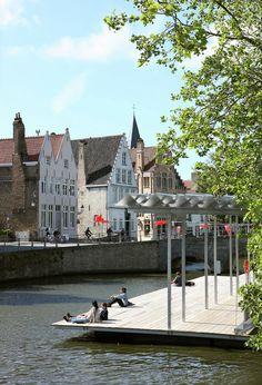 Gallery - Canal Swimmer's Club / Atelier Bow-Wow + Architectuuratelier Dertien 12 - 16
