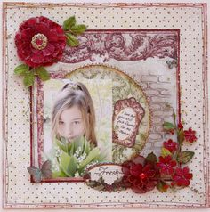 Fresh  **MY CREATIVE SCRAPBOOK** - Scrapbook.com Creative Imaginations - Night Divine Collection - Christmas