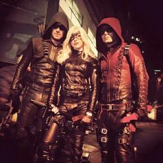 ARROW,GENIAL ME ENCANTA ;-) :-))