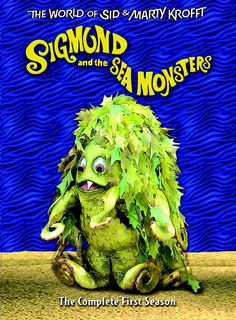Sigmund & the Sea Monsters