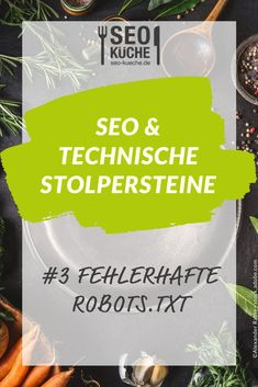 """Warum können fehlerhafte Robots.txt zu einer ungewollten Deindexierung führen? Wir erklären es euch in unserem Blogbeitrag zum Thema """"Gute Rankings ohne SEO – geht das?""""  #seokueche #onlinemarketing #suchmaschinenoptimierung #googleranking Affiliate Marketing, E-mail Marketing, Influencer Marketing, Pinterest Profile, Blog, Text Structures, Search Engine Marketing, Search Engine Optimization, Blogging"""