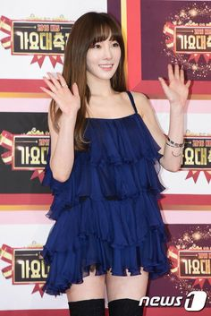 161229 Taeyeon - KBS Song Festival