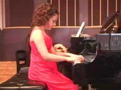 Catherine Rollin. Concerto Romantique (1st movement) - YouTube