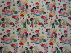 Michael Miller Candy Shop ( half yard ) by SharriesLOVECOMFORTS on Etsy