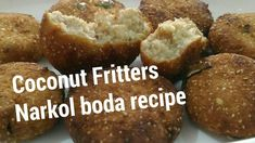 Make this delicious fritters.. Very tasty vegan.. and easy to make.. ..