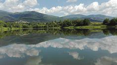 Závadka nad Hronom. rybník