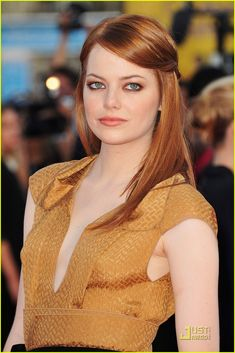 Emma Stone Does the Deauville Film Festival