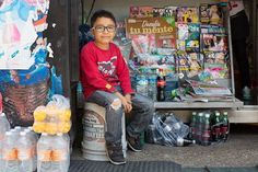 """A Newsboy in Mexico City: Stanton asked this Mexico City boy's mom """"What's your greatest hope as a mother?"""" """"That the values I teach him will overcome the influence of the street we live on."""" Robberies, fraud, theft, and kidnappings are daily occurrences in Mexico City. Organized crime from drug cartels remains problematic despite recent crackdowns, the Financial Times reported. Police offers are privy to drug deals, further complicating the issue. The link between low incomes and high ..."""
