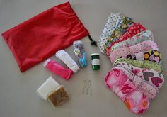 Sew in Peace: Feminine Cloth Pad Tutorial -do something good.
