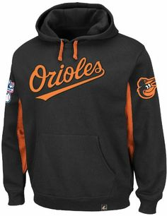 dd3d1ca19 Grab Your Hoodie and come on out to the ballpark  Baltimore  Orioles  Majestic