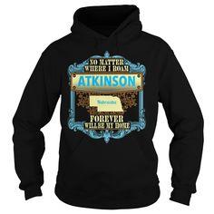 Atkinson in Nebraska T Shirts, Hoodies. Check price ==► https://www.sunfrog.com/States/Atkinson-in-Nebraska-Black-Hoodie.html?41382 $39.95